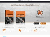 Gym Workouts: Maps to Success