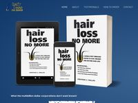 Hair Loss No More, Natural Female and Male Hair Loss Treatment