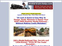 Model Railroads - Model Trains - Ebook