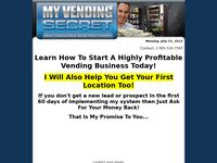 How To Start A Vending Machine Business - My Vending Secret