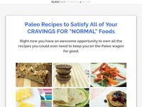 Paleo Comfort Cookbook