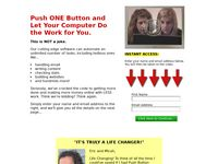 Push Button Marketer - Pushbutton Internet Marketing Software