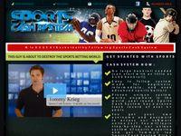 SportsCashSystem.com :: The #1 Sports Investing System - Best Sports Investing System