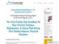 Homepage - The Hypothyroidism Solution