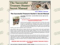 The Successful Treasure Hunter's Secret Manual