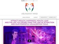 Abundant Mind - Subliminal Visualization Videos