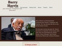 Barry Harris – Jazz Pianist, Composer and Educator