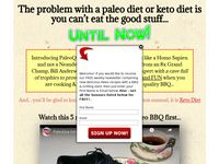 PaleoQue - Competition Quality Paleo BBQ for the Paleo Diet & Keto Diet