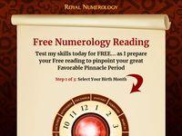 Free Numerology Reading - Royal Numerology