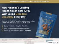 How America's Leading Health Coach Gets Away With Eating Decadent Chocolate Every Day!