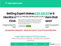 Midas World Racing – Global Horse Racing System