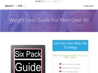 Weight Loss Guide For Men Over 40 - Staying Healthy After 40 eBook