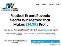 Football Winner – Winning Football Tips