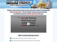 Forex Trendy - Best Trend Scanner