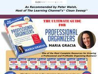 Ultimate Guide for Professional Organizers - CB