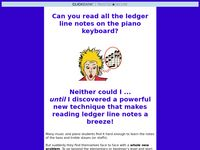 How to Read Ledger Line Notes