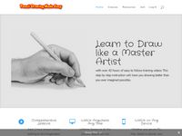 Pencil Drawing Made Easy - Learn pencil drawing the easy way