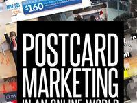 """The Ultimate Postcard Marketing Success Manual"" by Joy Gendusa (e-book version)"
