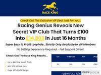 Race King – High Class Horse Racing Tips