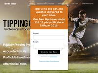 TIPPING GURUS - Tipping Gurus - Professional Tipsters