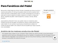 http://api.pagepeeker.com/v2/thumbs.php?size=m&code=a550ee932e&url=http://palas-padel.org