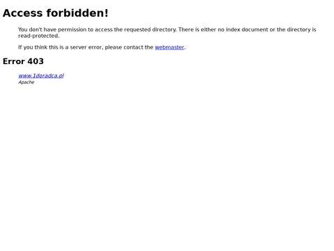 Doradca kredytowy Krak贸w 1doradca.pl