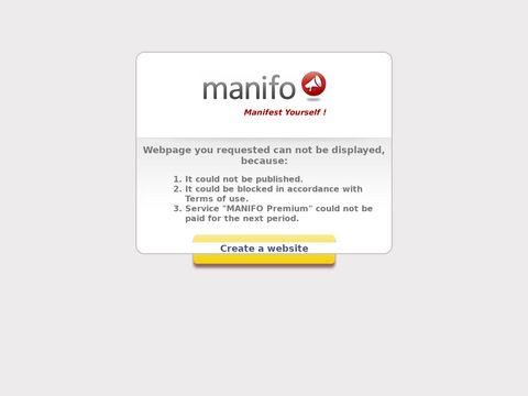 Strona internetowa 20 Dąbrowskiej Drużyny Harcerskiej