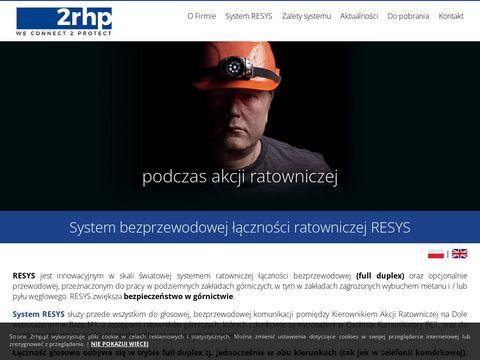 �ączność ratownicza - 2rhp.pl