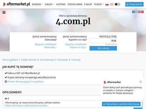 4COM Katowice serwis komputery sieci Insert