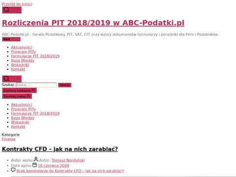 Rozlicz PIT z ABC Podatki