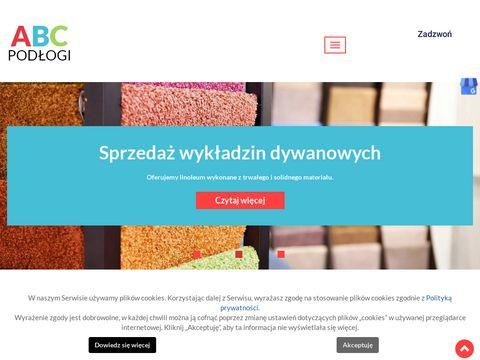 ABC POD�OGI sprzedaż wykładzin dywanowych Szczecin