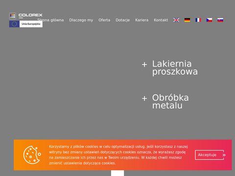 ABC Colorex - lakierowanie, malowanie proszkowe Kraków