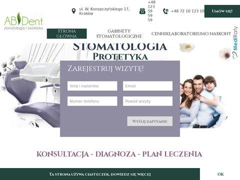 ABDent -Stomatolog Kraków Ruczaj