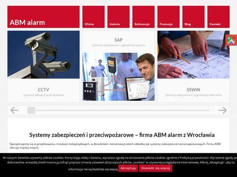 Alarmy i systemy przeciwpożarowe