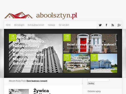 Rolety Olsztyn - aboolsztyn.pl