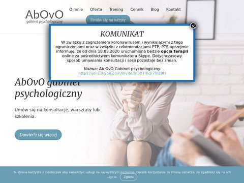 AbOvO - Psychoterapia Białystok