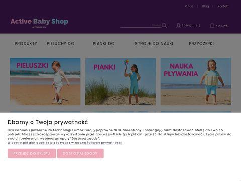 ActiveBabyShop - p艂ywanie, Rower z dzieckiem