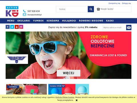 Active Kid - produkty premium dla aktywnych dzieci