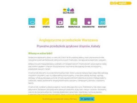 Activekids.edu.pl