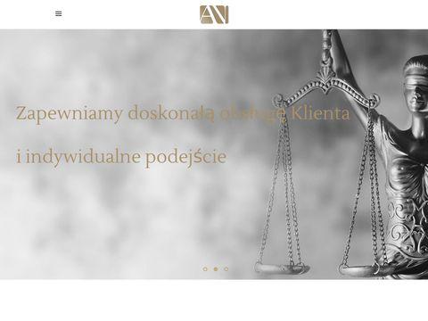 Adwokat CzÄ™stochowa Adrian Nowicki