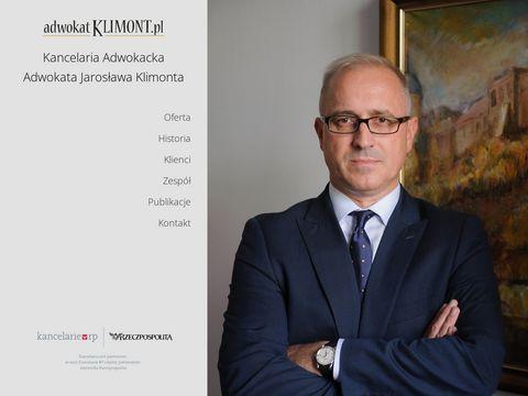 Adwokat Jarosław Klimont - Kancelaria Adwokacka Puławy