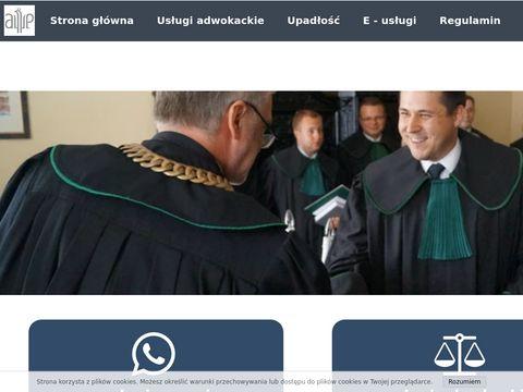 Prawnik - Tomasz Wilk