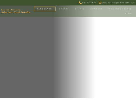 Kancelaria Adwokacka Warszawa