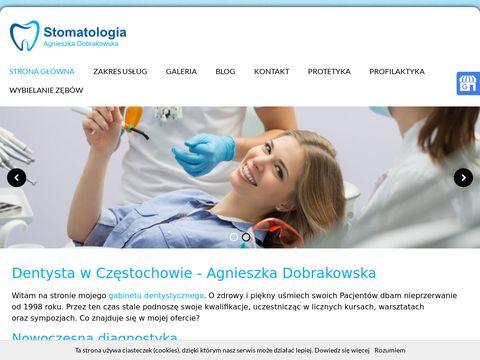 Agadental.com.pl dentysta CzÄ™stochowa