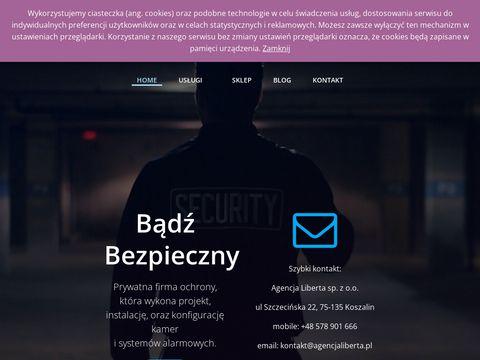 Agencja zatrudnienia Liberta z Koszalina