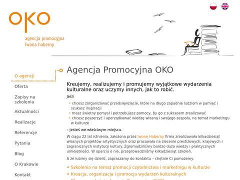 Agencja Promocyjna OKO Iwona Haberny