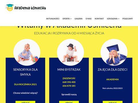 Akademia-usmiechu.pl