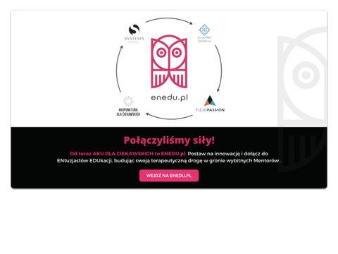 Akupunktura kurs Warszawa