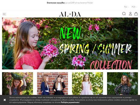 Al-Da.pl - producent odzie偶y dziewcz臋cej