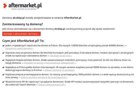 ALC Sklep z Urzadzeniami i Akcesoriami komputerowymi